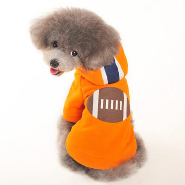 Football Dog Sweatshirt by Dogo