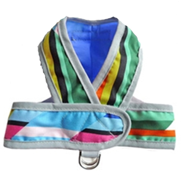 Freestyle Print Step-In Dog Harness