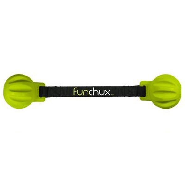 Funchux Dog Toy - Green