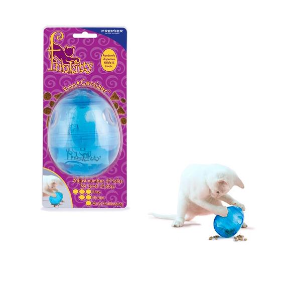 Funkitty Egg-Cersizer Cat Toy