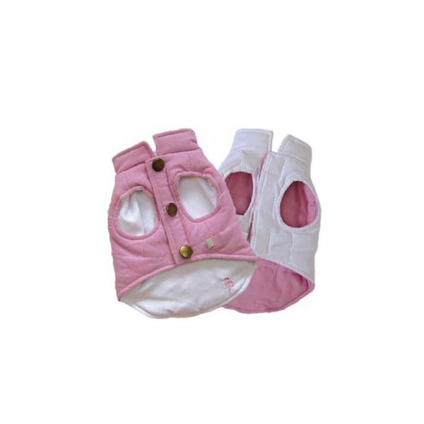 Gemini Reversible Vest by Dogo - Pink