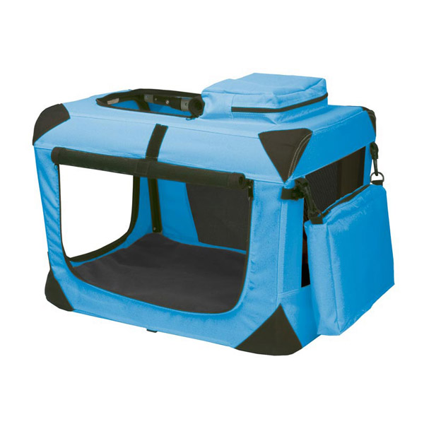 Generation Soft Dog Crates - Ocean Blue