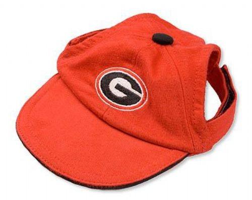 Georgia Bulldogs Dog Hat