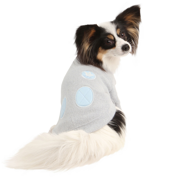 Giggles Dog Sweater by Pinkaholic - Blue