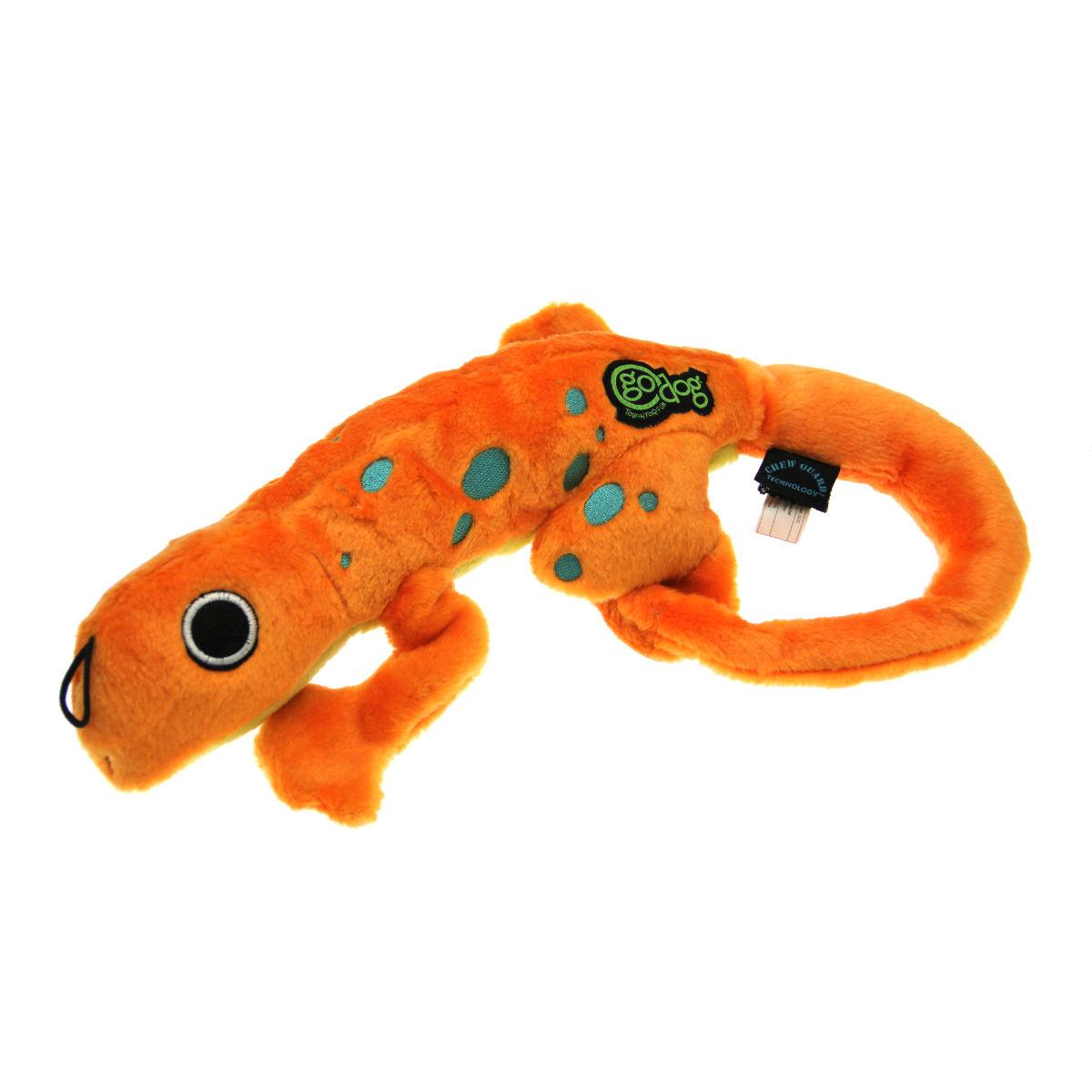 GoDog Amphibianz Salamander Dog Toy