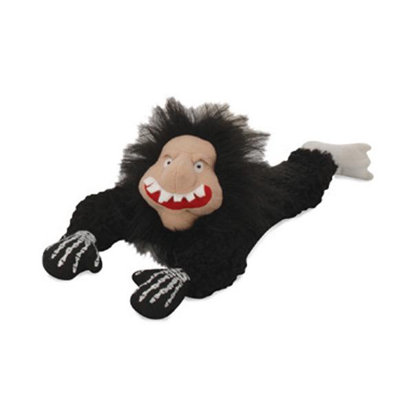 GoDog Halloween Toothy Goblin Dog Toy