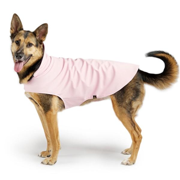 Gold Paw Astoria Dog Overcoat - Pink