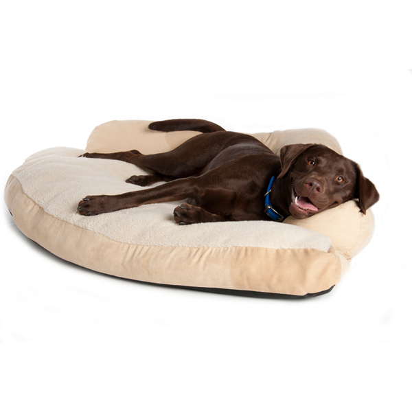Great Paw Comfort Corner Dog Bed