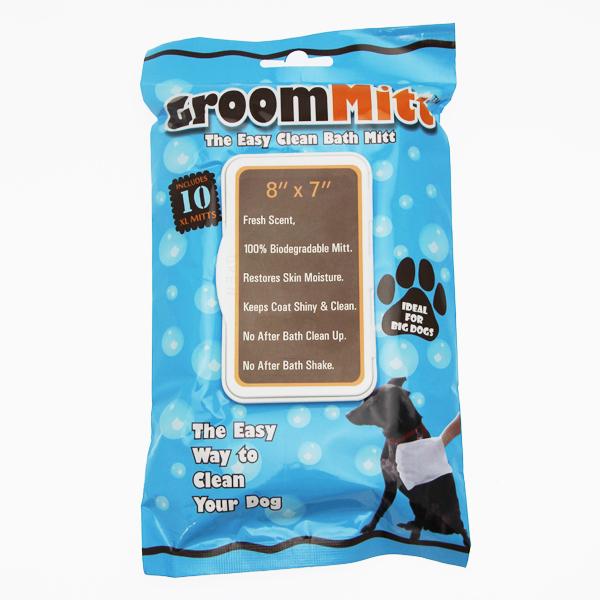 Groom Mitt Pet Bath
