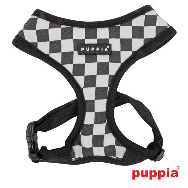 Grand Prix Dog Harness by Puppia - Black