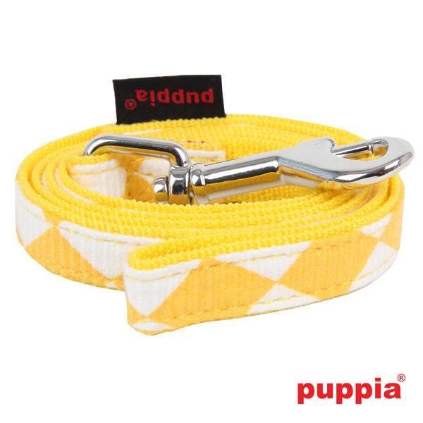 Grand Prix Dog Leash by Puppia - Yellow