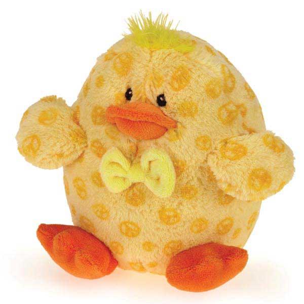 Grriggles Bowtie Buddies Dog Toy - Duck