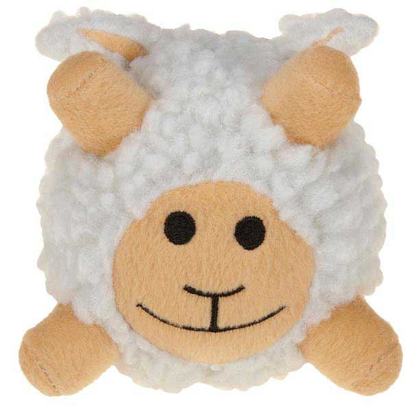 Grriggles Funny Farm Dog Toy - Sheep
