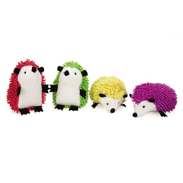Grriggles Happy Hedgehogs Dog Toy