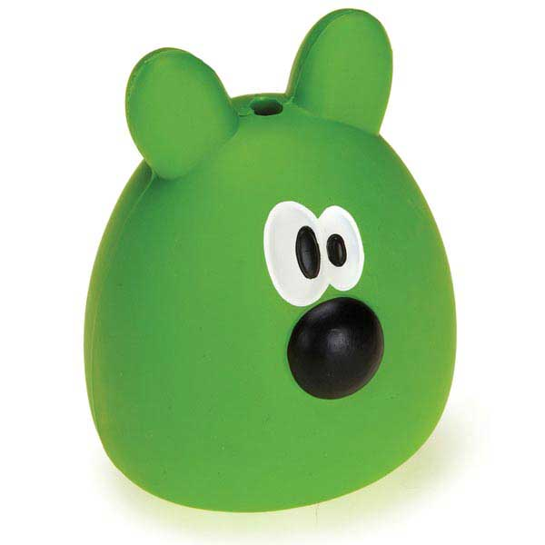 Grriggles Wobbly Bunch Dog Toy - Green