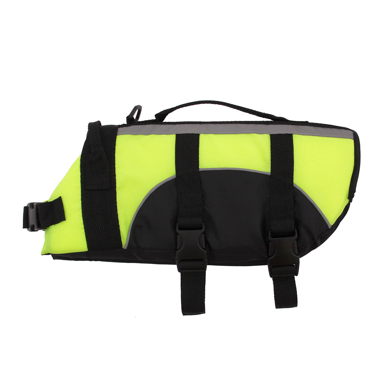 Guardian Gear Aquatic Pet Life Vest Preserver - Yellow