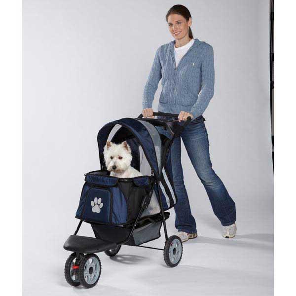 Guardian Gear Roadster II Dog Stroller - Navy