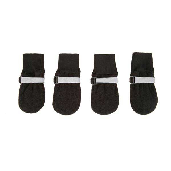 Guardian Gear Weatherized Fleece Dog Boots - Black