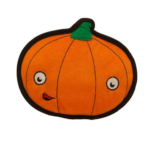 Halloween Tuff Ones Dog Toy - Pumpkin