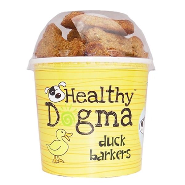 Healthy Dogma Duck Barkers Dog Treats