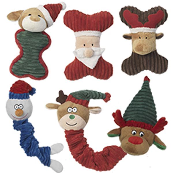 HoHoRageous Holiday Dog Toys