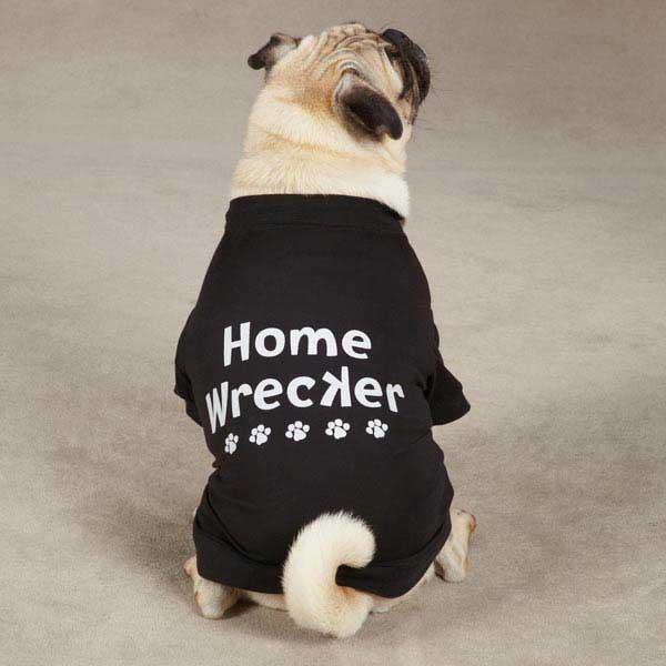 Home Wrecker Tog T-Shirt - Black