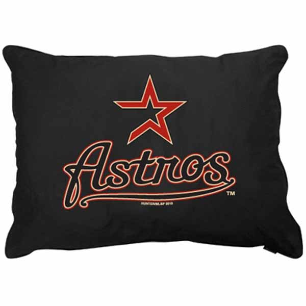 Houston Astros Dog Bed