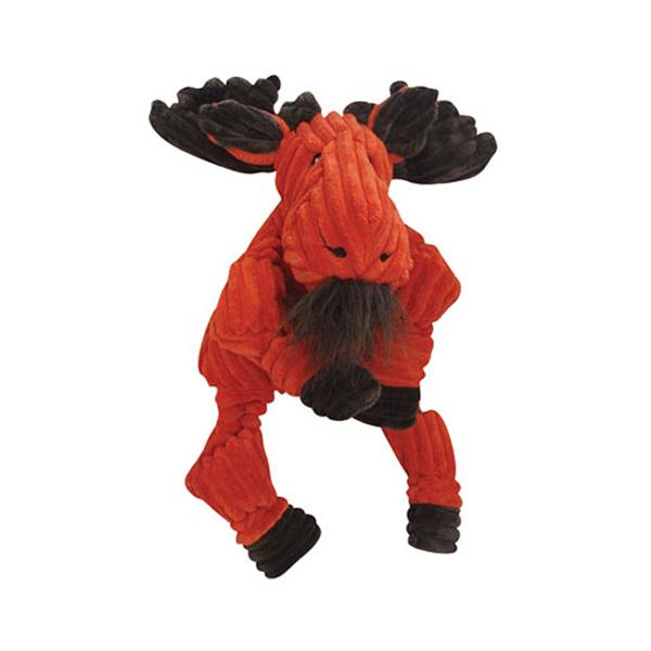 Huggle Hounds Woodland Knotties Toy - Moose