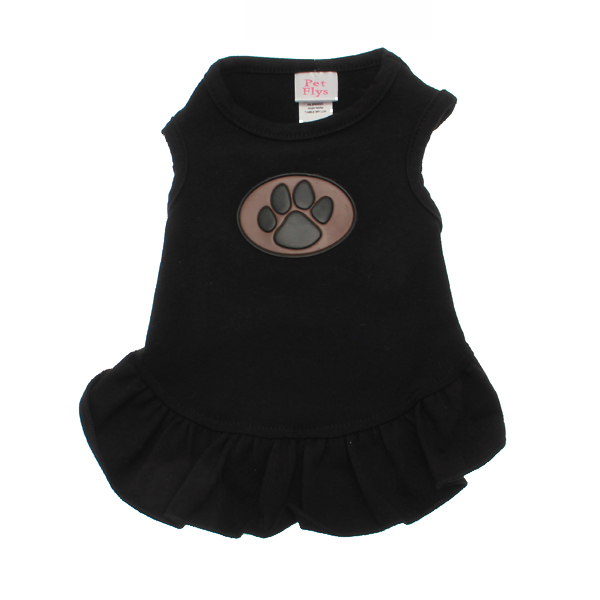 Humble Paw Dog Dress with Scented Patch