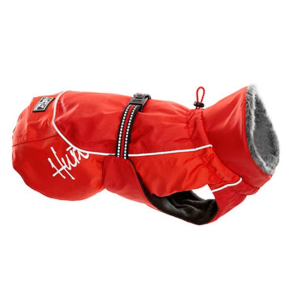 Hurtta Dog Winter Jacket - Red