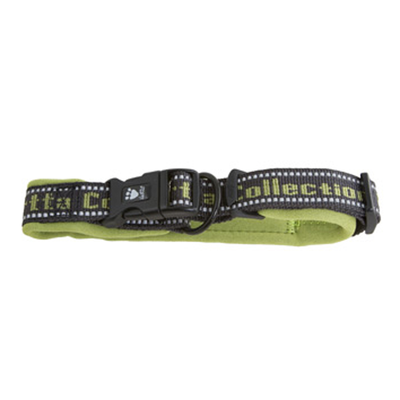 Hurtta Outdoors Padded Dog Collar - Birch