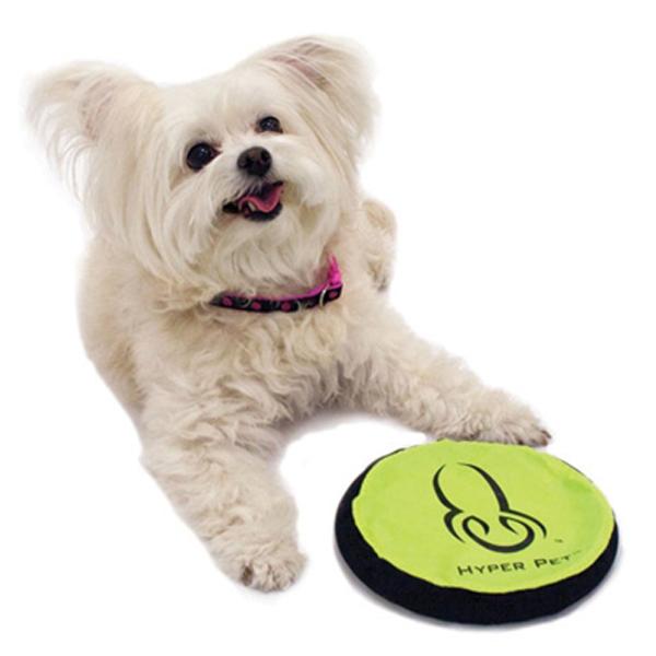 Hyper Flippy Flopper Dog Frisbee