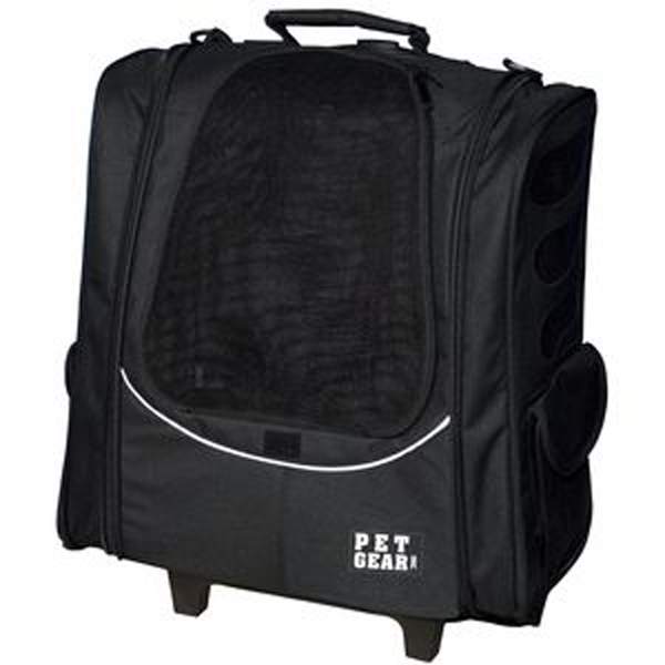 I-Go2 Escort Dog Carrier - Black