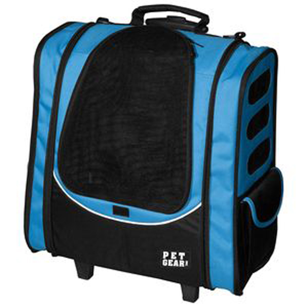 I-Go2 Escort Dog Carrier - Ocean Blue