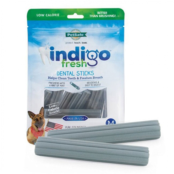 indigo Fresh Dental Sticks Dog Treats