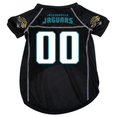 Jacksonville Jaguars Dog Jersey - Black