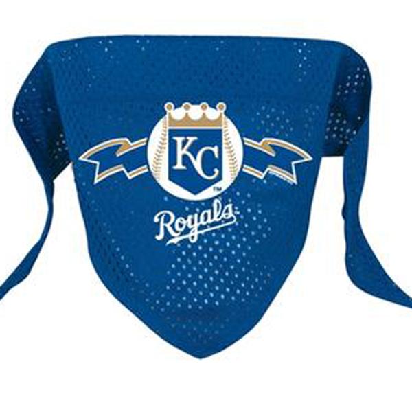 Kansas City Royals Mesh Dog Bandana