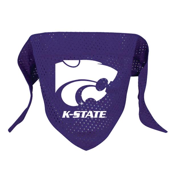 Kansas State Mesh Dog Bandana