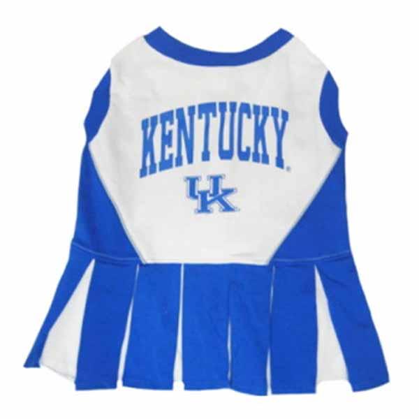 Kentucky Cheerleader Dog Dress