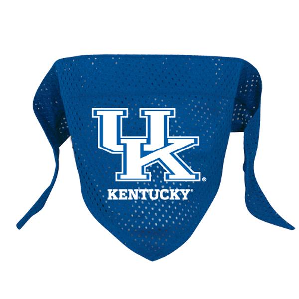 Kentucky Wildcats Mesh Dog Bandana