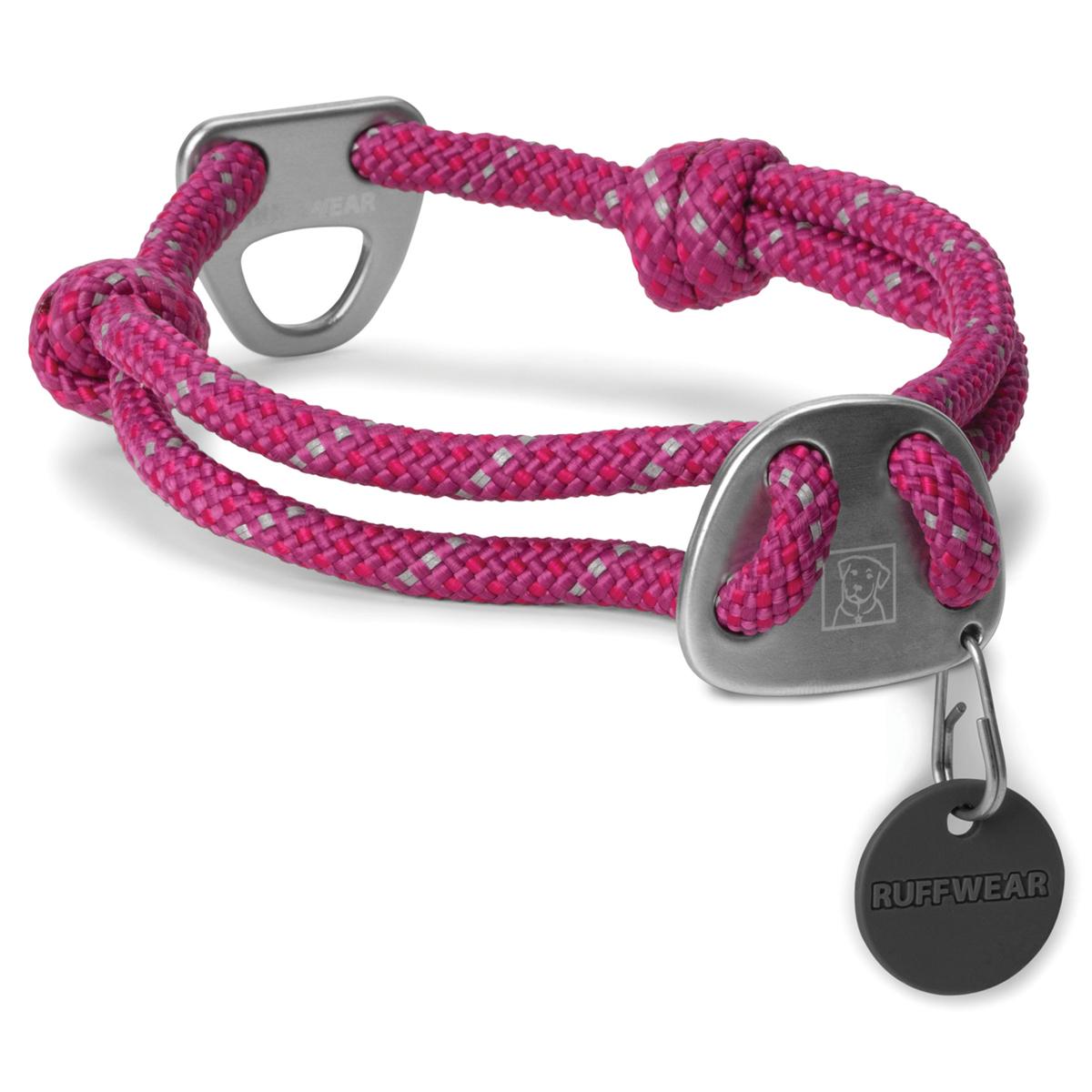 Knot-A-Collar for Dogs by RuffWear - Purple Dusk