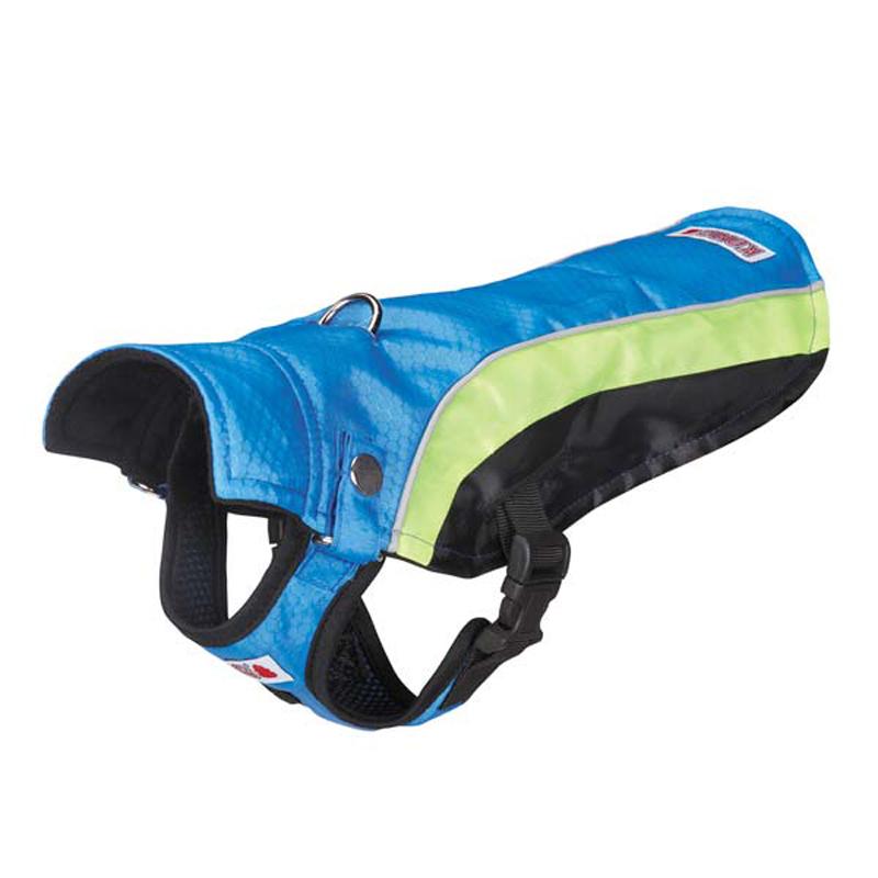 Kong Dog Harness Coat - Blue