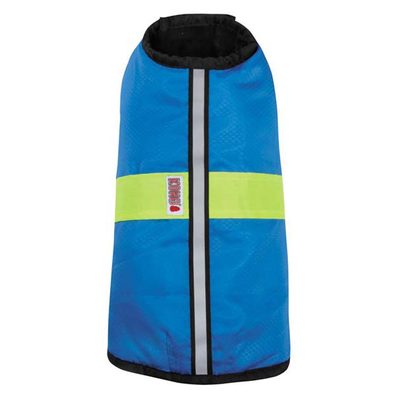 KONG Nor'Easter Dog Coat - Blue