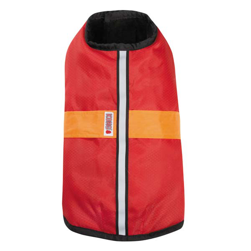 KONG Nor'Easter Dog Coat - Red