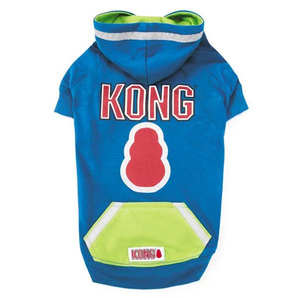 KONG Reflective Dog Pullover - Blue