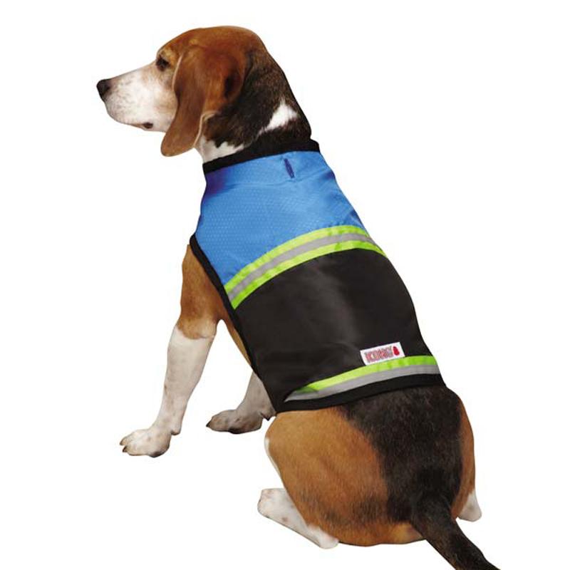 Kong Safety Dog Vest - Blue