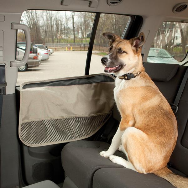 Kurgo Car Door Guard - Black