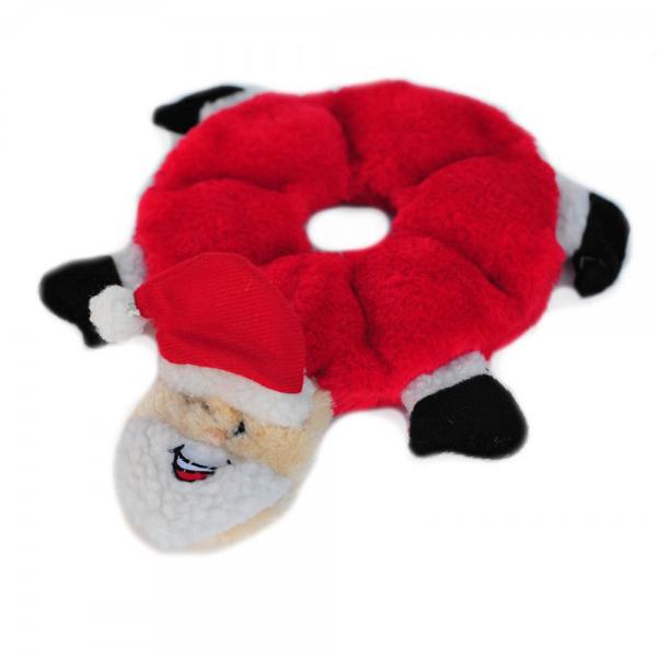 Loopy Santa Dog Toy