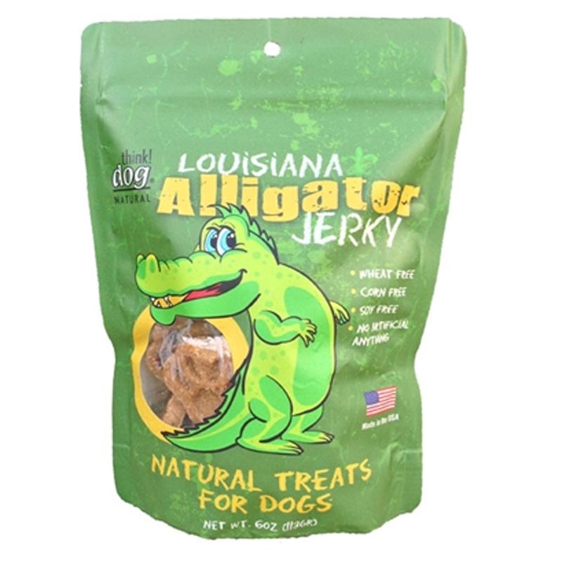 Louisiana Alligator Jerky Dog Treat