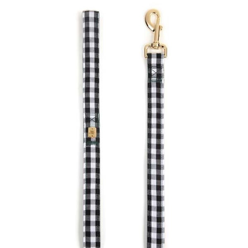 M. Isaac Mizrahi Gingham Collection Dog Leash